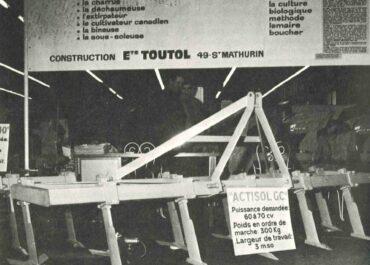 Fissuration et agronomie: l'histoire d'Actisol